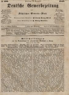 Deutsche Gewerbezeitung und Sächsisches Gewerbeblatt, Jahrg. XII, Dienstag, 13. Dezember, nr 100.