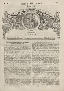 Deutsche Gewerbezeitung und Sächsisches Gewerbeblatt, 1864, Jahrg. XXIX, nr 11.