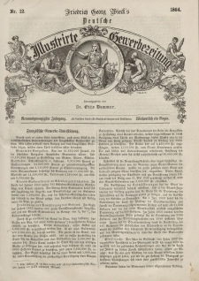 Deutsche Gewerbezeitung und Sächsisches Gewerbeblatt, 1864, Jahrg. XXIX, nr 12.