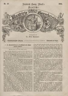 Deutsche Gewerbezeitung und Sächsisches Gewerbeblatt, 1864, Jahrg. XXIX, nr 37.