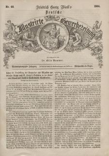 Deutsche Gewerbezeitung und Sächsisches Gewerbeblatt, 1864, Jahrg. XXIX, nr 40.