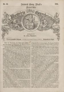 Deutsche Gewerbezeitung und Sächsisches Gewerbeblatt, 1864, Jahrg. XXIX, nr 44.