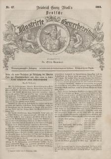 Deutsche Gewerbezeitung und Sächsisches Gewerbeblatt, 1864, Jahrg. XXIX, nr 47.