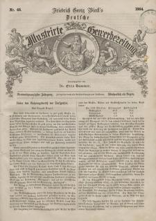 Deutsche Gewerbezeitung und Sächsisches Gewerbeblatt, 1864, Jahrg. XXIX, nr 48.
