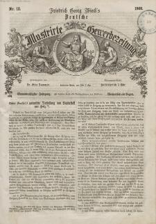 Deutsche Illustrirte Gewerbezeitung, 1866. Jahrg. XXXI, nr 12.