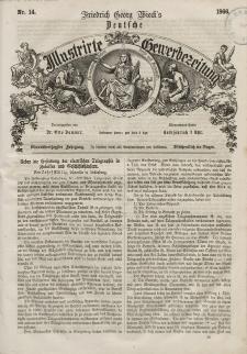 Deutsche Illustrirte Gewerbezeitung, 1866. Jahrg. XXXI, nr 14.