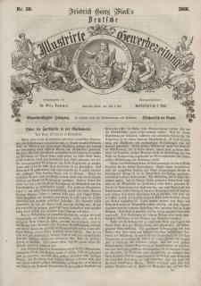 Deutsche Illustrirte Gewerbezeitung, 1866. Jahrg. XXXI, nr 30.