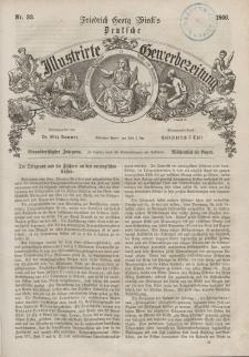 Deutsche Illustrirte Gewerbezeitung, 1866. Jahrg. XXXI, nr 33.
