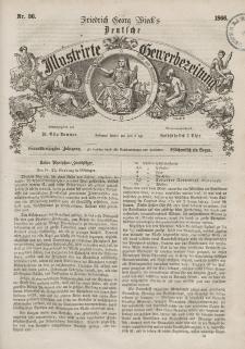 Deutsche Illustrirte Gewerbezeitung, 1866. Jahrg. XXXI, nr 36.