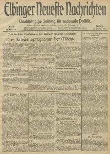 Elbinger Neueste Nachrichten, Nr. 51 Freitag 21 Februar 1913 65. Jahrgang
