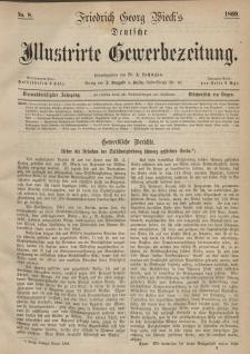 Deutsche Illustrirte Gewerbezeitung, 1869. Jahrg. XXXIV, nr 8.