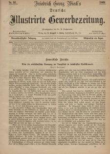 Deutsche Illustrirte Gewerbezeitung, 1869. Jahrg. XXXIV, nr 51.