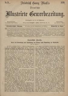 Deutsche Illustrirte Gewerbezeitung, 1870. Jahrg. XXXV, nr 5.