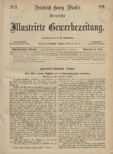 Deutsche Illustrirte Gewerbezeitung, 1873. Jahrg. XXXVIII, nr 9.