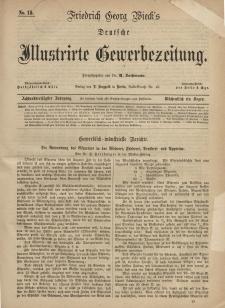 Deutsche Illustrirte Gewerbezeitung, 1873. Jahrg. XXXVIII, nr 15.