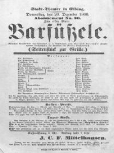 Barfüssele - Berthold Auerbach