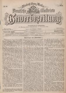 Deutsche Illustrirte Gewerbezeitung, 1876. Jahrg. XLI, nr 10.