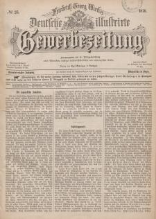 Deutsche Illustrirte Gewerbezeitung, 1876. Jahrg. XLI, nr 25.