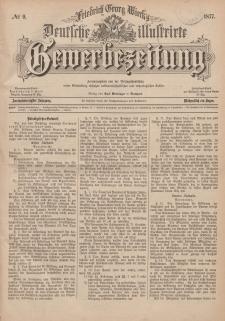 Deutsche Illustrirte Gewerbezeitung, 1877. Jahrg. XLII, nr 9.