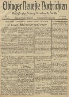 Elbinger Neueste Nachrichten, Nr. 63 Mittwoch 5 März 1913 65. Jahrgang