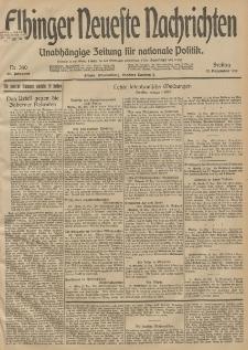 Elbinger Neueste Nachrichten, Nr. 340 Freitag 12 Dezember 1913 65. Jahrgang