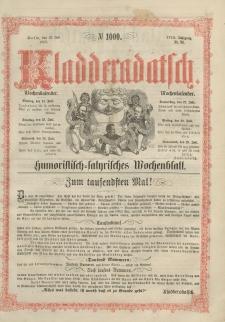Kladderadatsch, 18. Jahrgang, 23. Juli 1865, Nr. 34