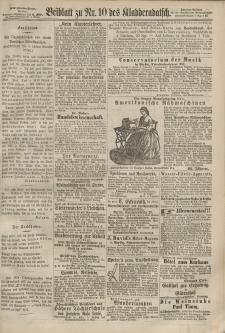 Kladderadatsch, 20. Jahrgang, 3. März 1867, Nr. 10 (Beiblatt)