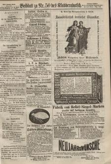 Kladderadatsch, 20. Jahrgang, 3. November 1867, Nr. 50 (Beiblatt)