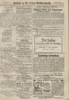 Kladderadatsch, 20. Jahrgang, 10. November 1867, Nr. 51 (Beiblatt)
