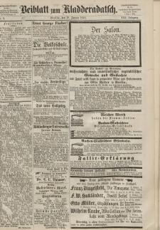 Kladderadatsch, 21. Jahrgang, 19. Januar 1868, Nr. 3 (Beiblatt)