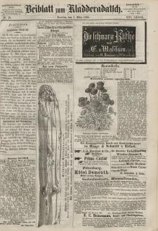Kladderadatsch, 21. Jahrgang, 1. März 1868, Nr. 10 (Beiblatt)