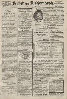 Kladderadatsch, 21. Jahrgang, 3. Mai 1868, Nr. 20 (Beiblatt)