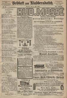 Kladderadatsch, 21. Jahrgang, 17. Mai 1868, Nr. 23 (Beiblatt)