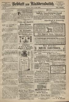 Kladderadatsch, 21. Jahrgang, 24. Mai 1868, Nr. 24 (Beiblatt)