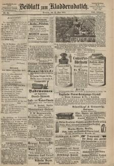 Kladderadatsch, 21. Jahrgang, 31. Mai 1868, Nr. 25 (Beiblatt)