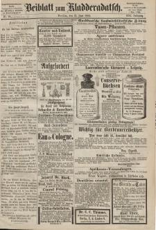 Kladderadatsch, 21. Jahrgang, 21. Juni 1868, Nr. 28 (Beiblatt)