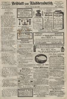 Kladderadatsch, 21. Jahrgang, 28. Juni 1868, Nr. 29/30 (Beiblatt)