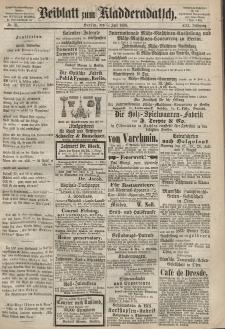 Kladderadatsch, 21. Jahrgang, 5. Juli 1868, Nr. 31 (Beiblatt)