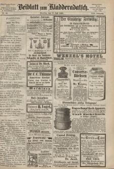 Kladderadatsch, 21. Jahrgang, 12. Juli 1868, Nr. 32 (Beiblatt)