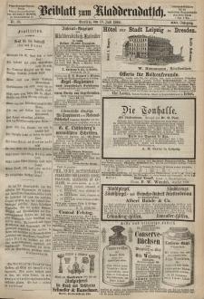 Kladderadatsch, 21. Jahrgang, 19. Juli 1868, Nr. 33 (Beiblatt)