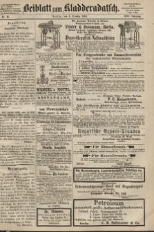 Kladderadatsch, 21. Jahrgang, 4. Oktober 1868, Nr. 46 (Beiblatt)