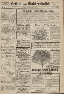 Kladderadatsch, 21. Jahrgang, 11. Oktober 1868, Nr. 47 (Beiblatt)