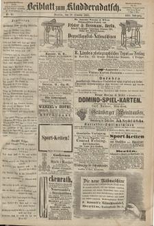 Kladderadatsch, 21. Jahrgang, 18. Oktober 1868, Nr. 48 (Beiblatt)