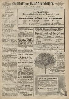 Kladderadatsch, 21. Jahrgang, 25. Oktober 1868, Nr. 49/50 (Beiblatt)