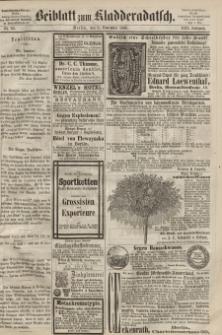 Kladderadatsch, 21. Jahrgang, 8. November 1868, Nr. 52 (Beiblatt)