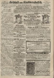 Kladderadatsch, 21. Jahrgang, 22. November 1868, Nr. 54 (Beiblatt)