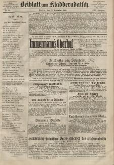 Kladderadatsch, 21. Jahrgang, 29. November 1868, Nr. 55 (Beiblatt)