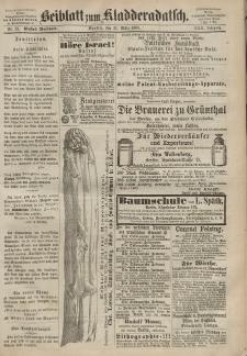 Kladderadatsch, 22. Jahrgang, 21. März 1869, Nr. 13 (Beiblatt)
