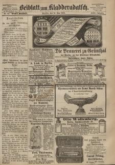 Kladderadatsch, 22. Jahrgang, 16. Mai 1869, Nr. 22 (Beiblatt)