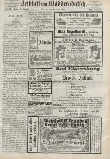 Kladderadatsch, 22. Jahrgang, 11. Juli 1869, Nr. 32 (Beiblatt)